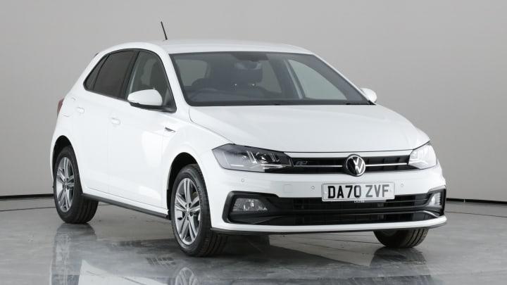 2021 Used Volkswagen Polo 1L R-Line TSI