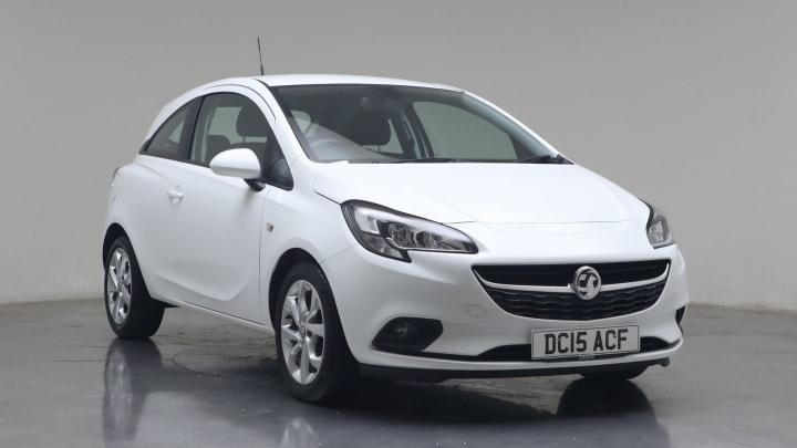 2015 Used Vauxhall Corsa 1L Excite ecoFLEX i Turbo