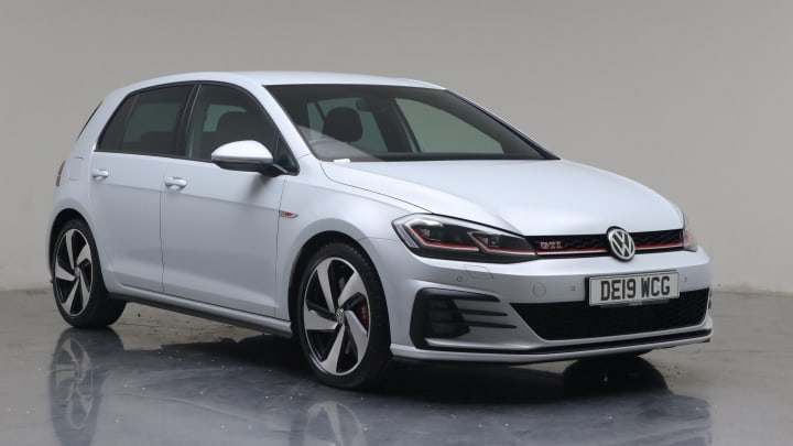 2019 used Volkswagen Golf 2L GTI Performance TSI