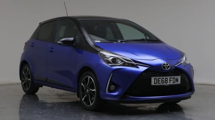 2018 used Toyota Yaris 1.5L VVT-i