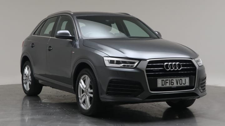 2016 Used Audi Q3 2L S line TDI