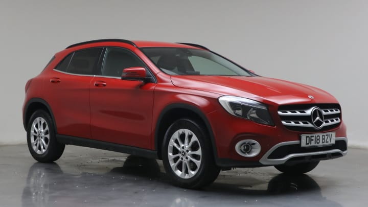 2018 used Mercedes-Benz GLA Class 1.6L SE GLA200