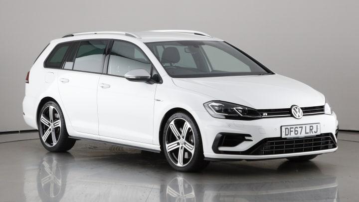 2017 used Volkswagen Golf 2L R TSI