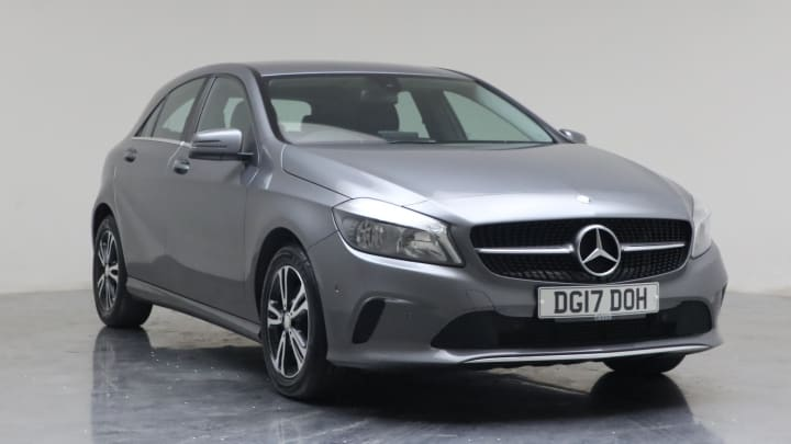 2017 Used Mercedes-Benz A Class 1.6L SE A160