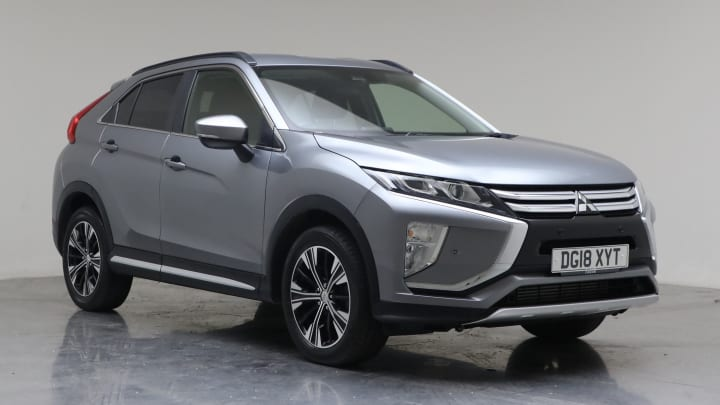 2018 Used Mitsubishi Eclipse Cross 1.5L 3 T
