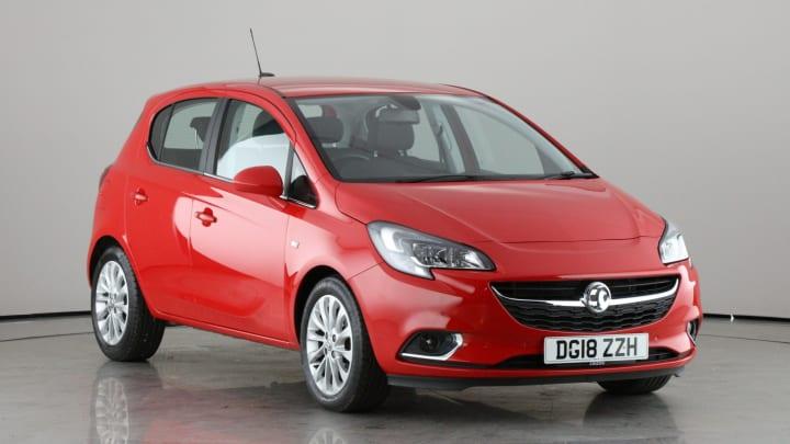 2018 Used Vauxhall Corsa 1.4L SE ecoTEC i
