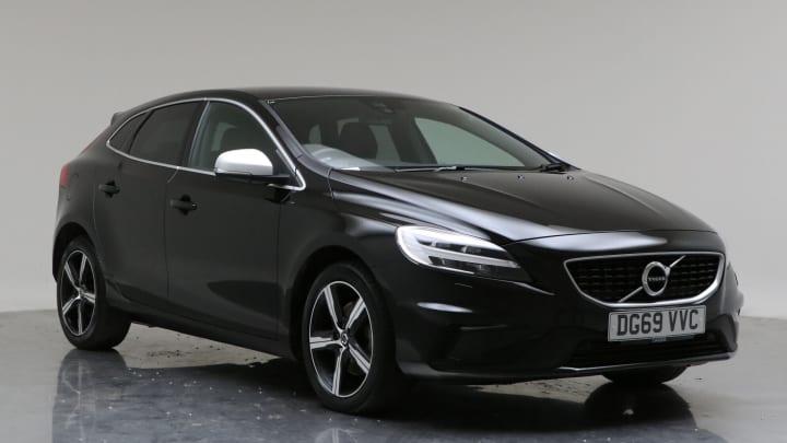 2019 Used Volvo V40 2L R-Design Edition T3