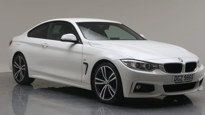 2016 Used BMW 4 Series 2L M Sport 430i