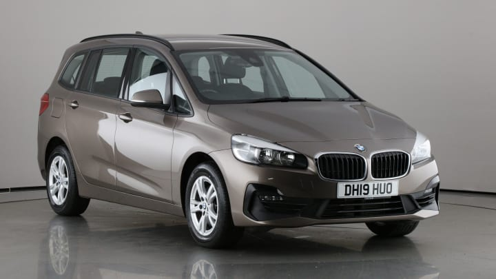 2019 Used BMW 2 Series Gran Tourer 1.5L SE 218i