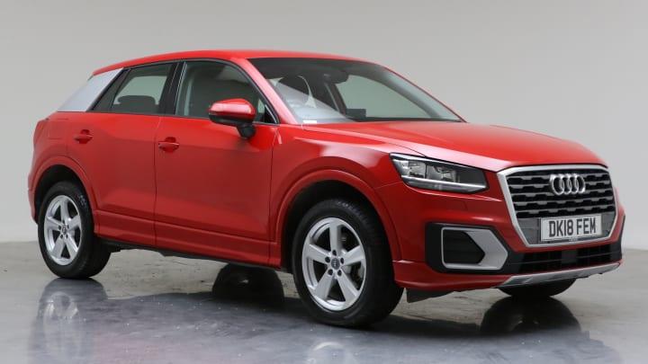 2018 Used Audi Q2 1.4L Sport CoD TFSI