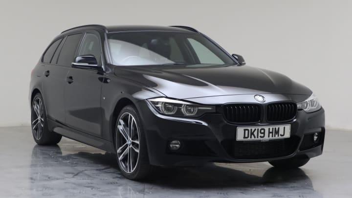 2019 Used BMW 3 Series 3L M Sport Shadow Edition 335d