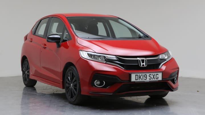 2019 Used Honda Jazz 1.5L Sport Navi i-VTEC