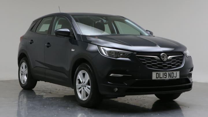 2019 Used Vauxhall Grandland X 1.2L SE Turbo
