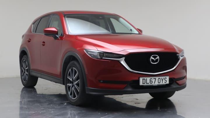 2018 Used Mazda CX-5 2.2L Sport Nav SKYACTIV-D