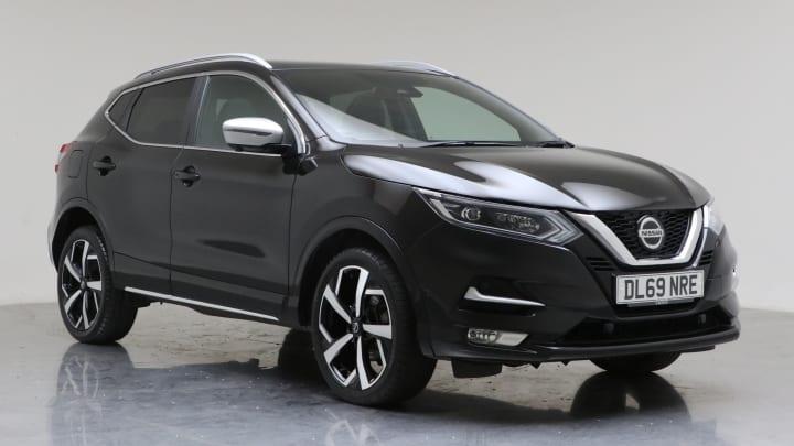 2019 Used Nissan Qashqai 1.3L Tekna+ DIG-T