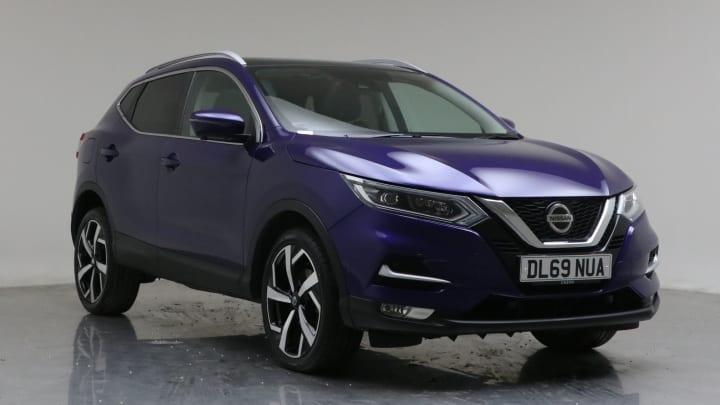 2019 Used Nissan Qashqai 1.3L Tekna DIG-T