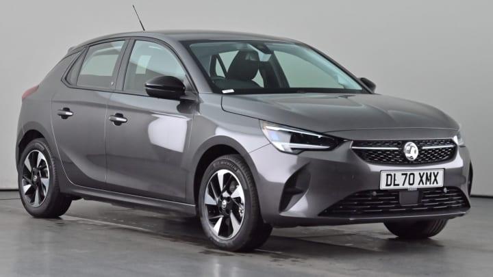 2021 subscription Vauxhall Corsa-e SE Nav Premium