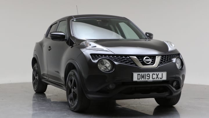 2019 Used Nissan Juke 1.6L Bose Personal Edition