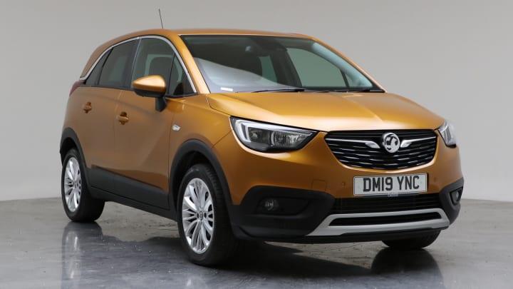 2019 Used Vauxhall Crossland X 1.2L Elite Nav Turbo