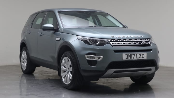 2017 Used Land Rover Discovery Sport 2L HSE Luxury TD4