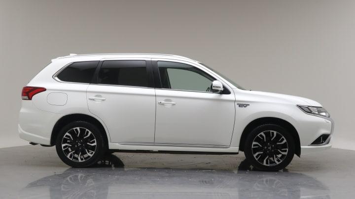 2016 Used Mitsubishi Outlander 2L GX3h+ h