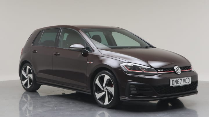 2017 Used Volkswagen Golf 2L GTI TSI