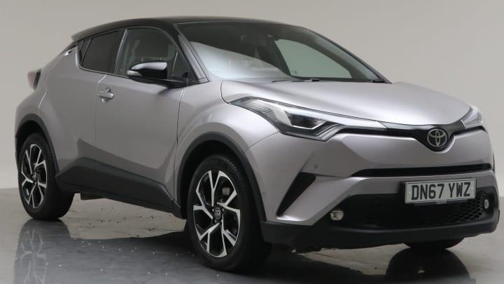 2018 Used Toyota C-HR 1.2L Dynamic VVT-i