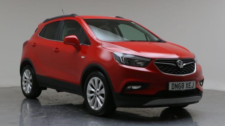 2018 Used Vauxhall Mokka X 1.4L Elite Nav ecoTEC i Turbo