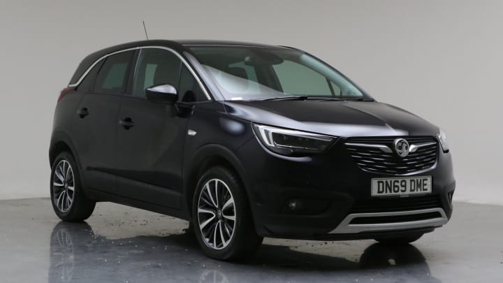 2019 Used Vauxhall Crossland X 1.5L Elite ecoTEC BlueInjection Turbo D
