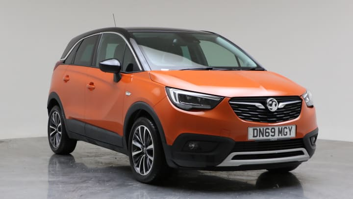 2019 Used Vauxhall Crossland X 1.2L Elite Nav