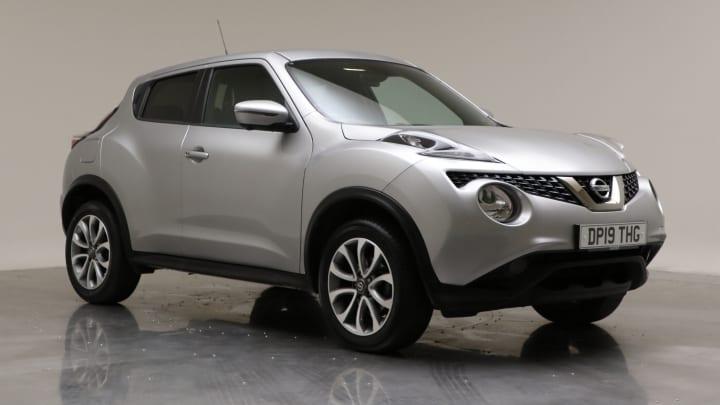 2019 Used Nissan Juke 1.6L Tekna