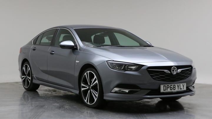 2019 Used Vauxhall Insignia 2L SRi VX Line Nav BlueInjection Turbo D