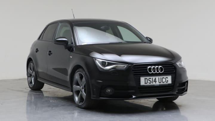 2014 Used Audi A1 2L Black Edition TDI
