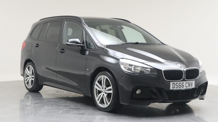 2016 Used BMW 2 Series Gran Tourer 2L M Sport 220d
