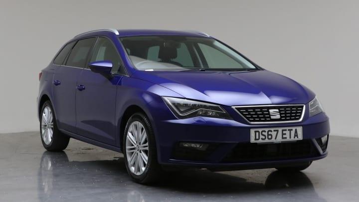 2017 Used Seat Leon 1.4L XCELLENCE Technology TSI