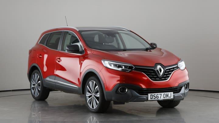 2018 Used Renault Kadjar 1.2L Signature S Nav TCe
