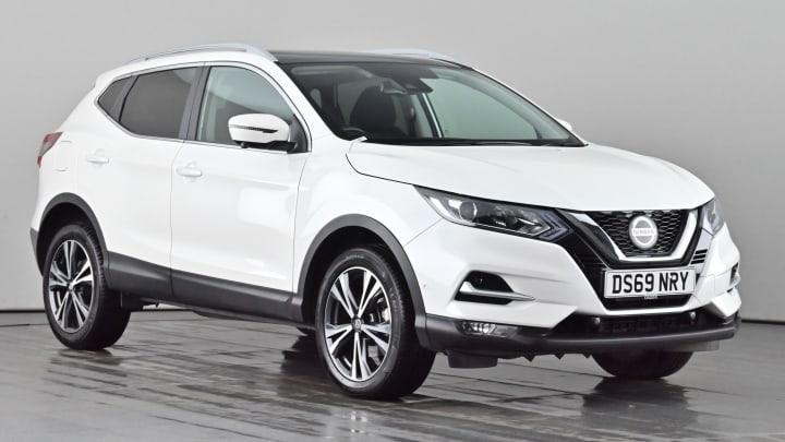 2020 Used Nissan Qashqai 1.3L N-Connecta DIG-T