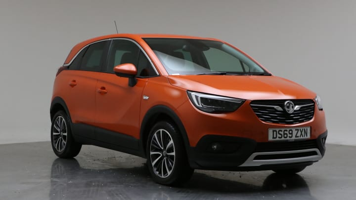 2019 Used Vauxhall Crossland X 1.5L Elite Nav Turbo D