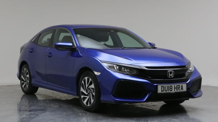 2018 Used Honda Civic 1L SE VTEC Turbo