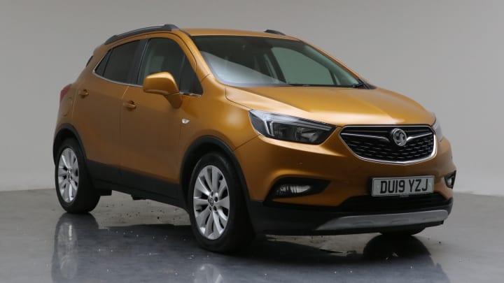 2019 Used Vauxhall Mokka X 1.4L Elite i Turbo