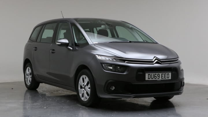 2019 Used Citroen Grand C4 SpaceTourer 1.5L Touch Edition BlueHDi