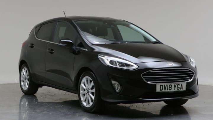 2018 Used Ford Fiesta 1L Titanium EcoBoost T
