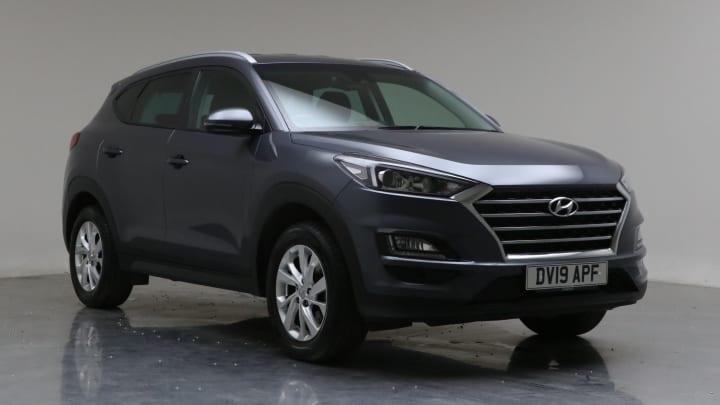 2019 Used Hyundai Tucson 1.6L SE Nav GDi