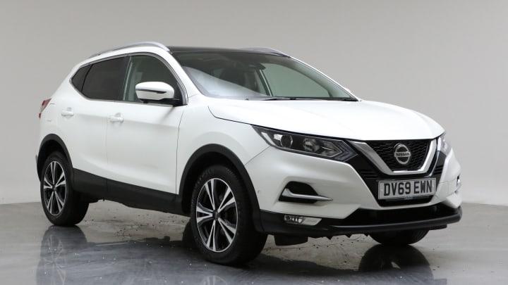 2019 Used Nissan Qashqai 1.3L N-Connecta DIG-T