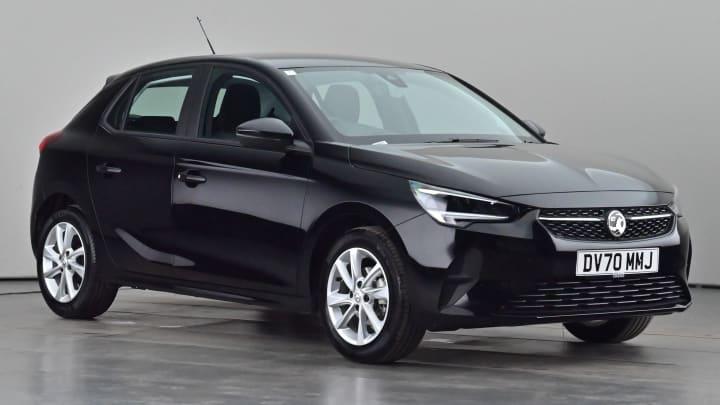 2021 Subscription Vauxhall Corsa 1.2L SE Nav Premium