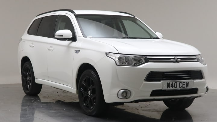 2015 Used Mitsubishi Outlander 2L