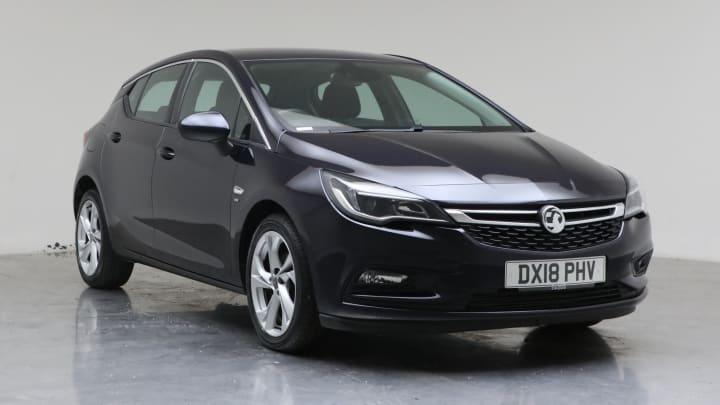 2018 Used Vauxhall Astra 1.4L SRi Nav i Turbo