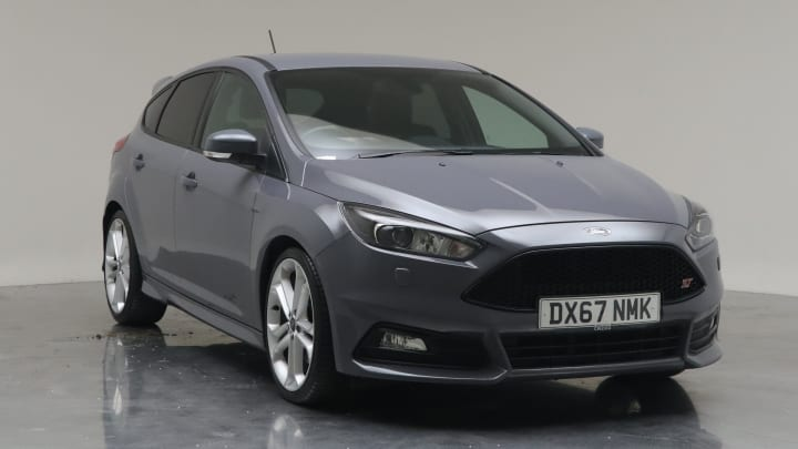 2017 Used Ford Focus 2L ST-3 TDCi