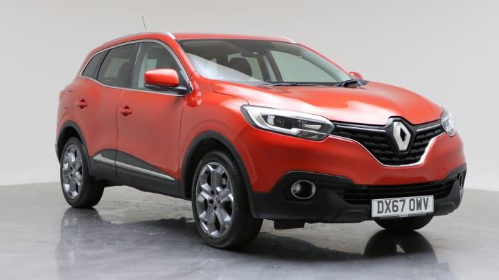 2017 Used Renault Kadjar 1.2L Dynamique S Nav TCe