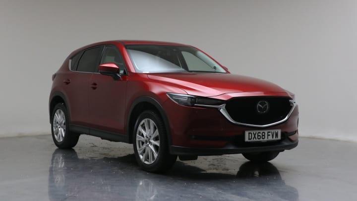 2018 Used Mazda CX-5 2L Sport Nav+ SKYACTIV-G